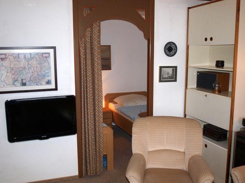 Wohnzimmer, Ferienwohnung Nr. 114, St Peter Ording Bad, Haus Atlantic,  Alter Badweg 11-15