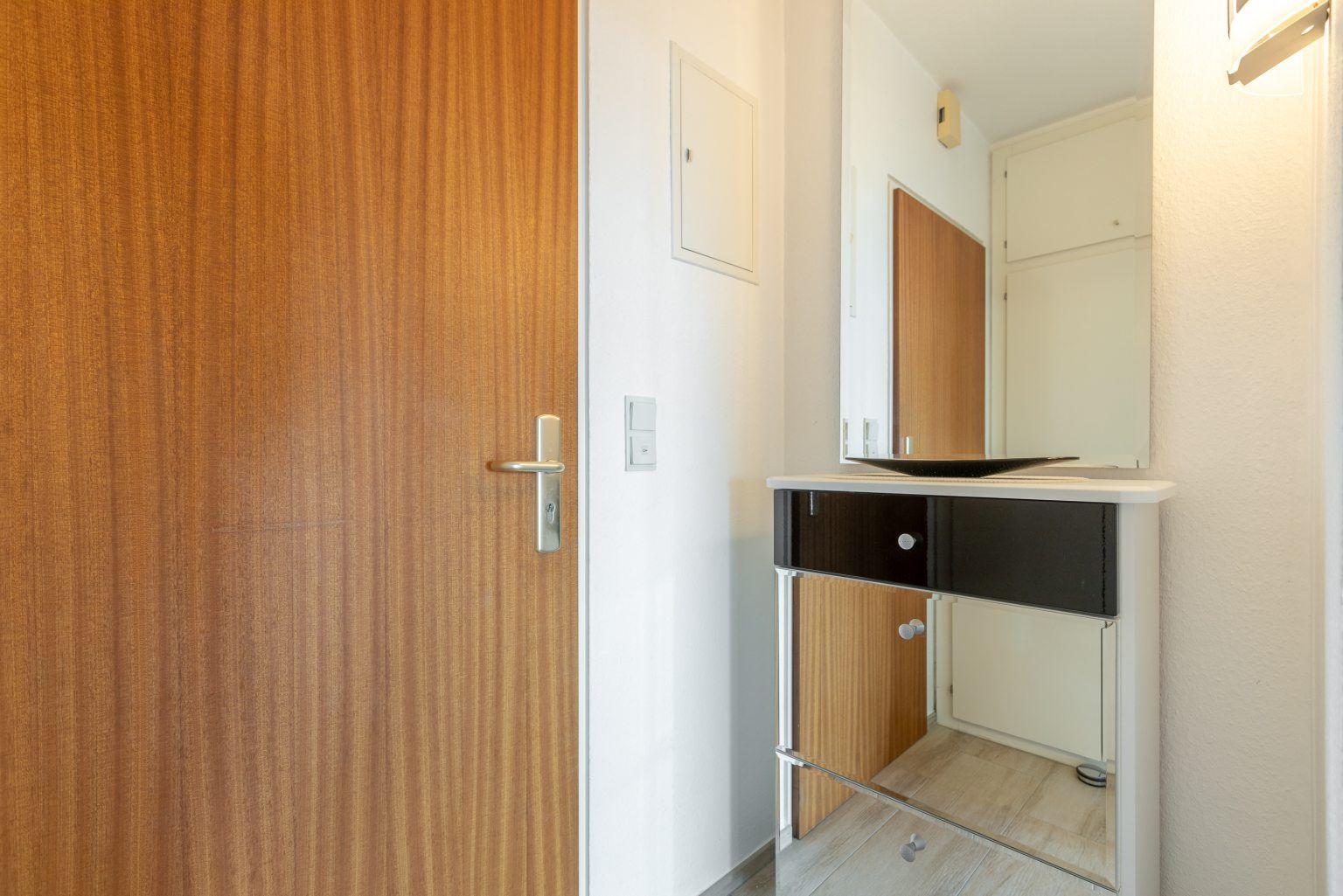 "Flur - St Peter Ording Bad, Haus Atlantic, Wohnung 96 ""Pidder"""