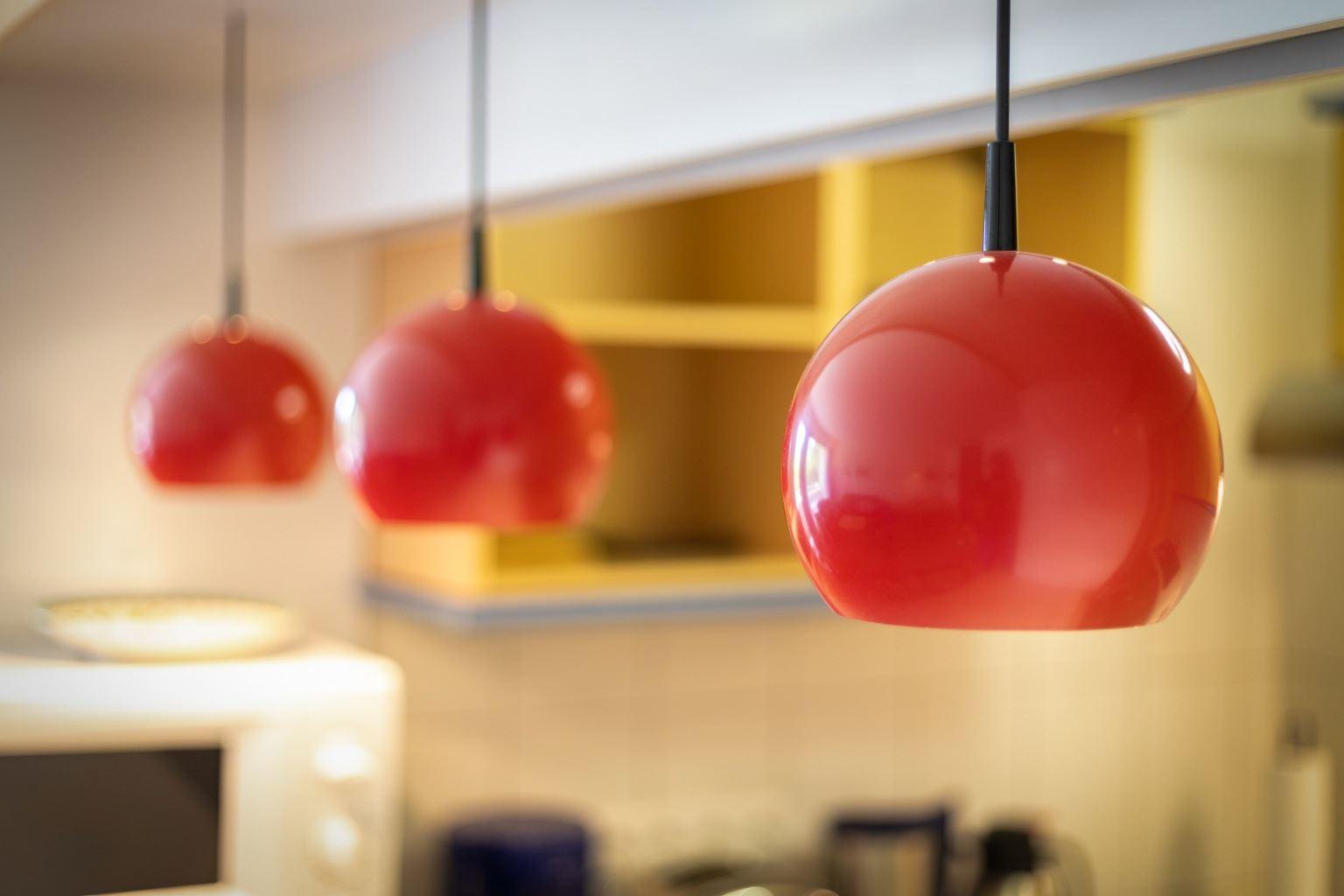 Küchendetail, Ferienwohnung 5, St Peter Ording Bad, Haus Atlantic,  Alter Badweg 11-15