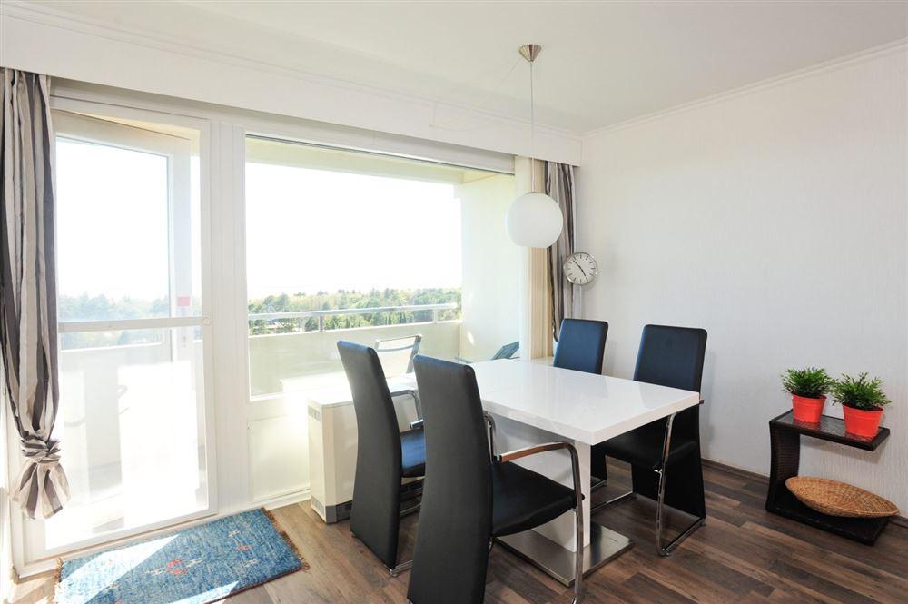 Wohnzimmer, Ferienwohnung Nr. 130, St Peter Ording Bad, Haus Atlantic,  Alter Badweg 11-15