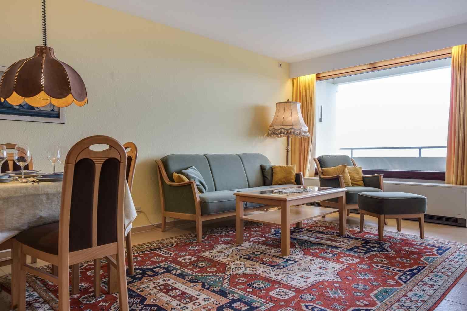 """Wohnzimmer, Ferienwohnung """"178"""", St Peter Ording Bad, Haus Atlantic,  Alter Badweg 11-15"""