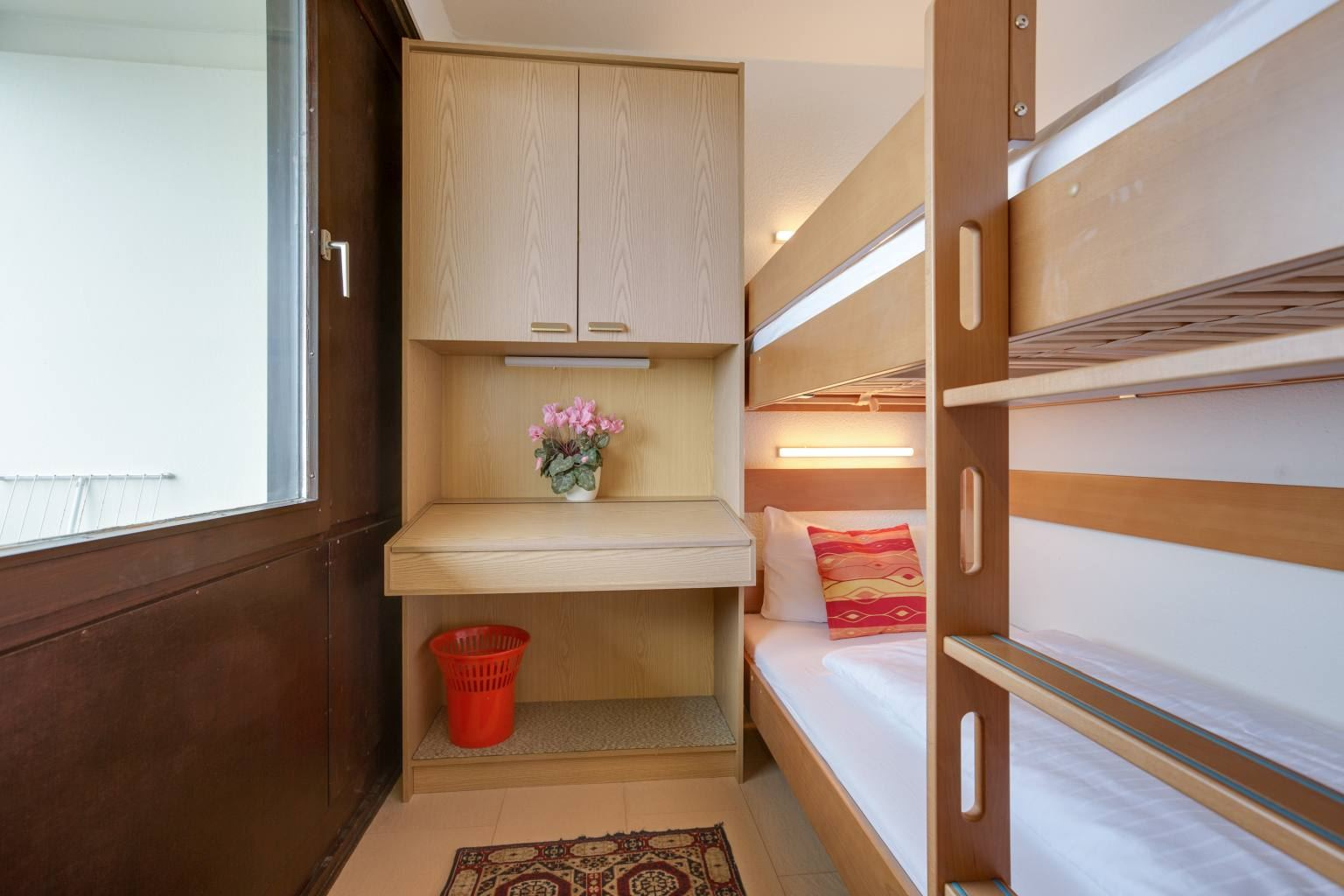 """2. Schlafzimmer, Ferienwohnung """"178"""", St Peter Ording Bad, Haus Atlantic,  Alter Badweg 11-15"""