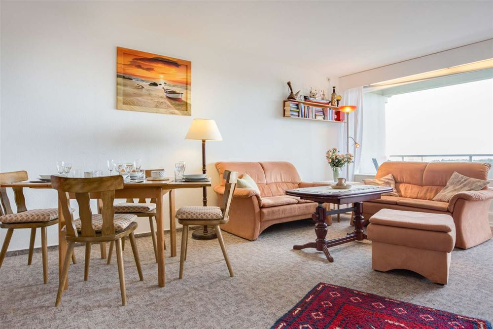 Ferienwohnung Haus Atlantic Wohnung 92, St. Peter-Bad, Region St. Peter-Ording - für bis zu 4 Personen.