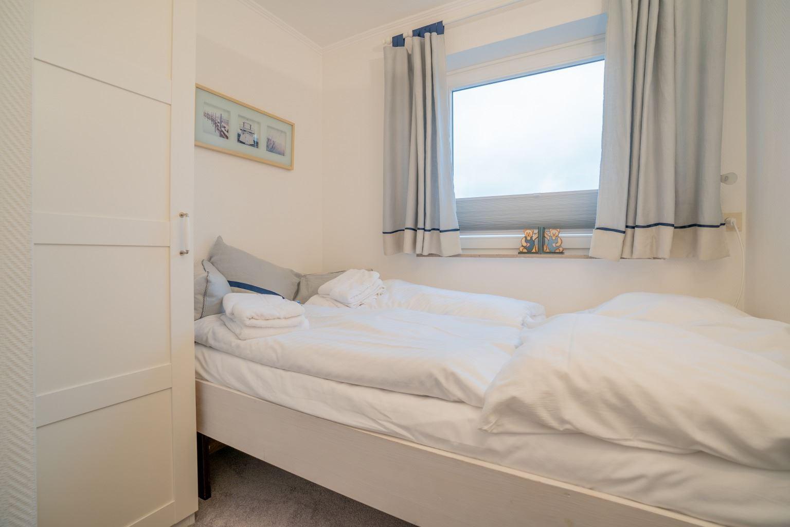 2. Schlafzimmer mit Ausblick