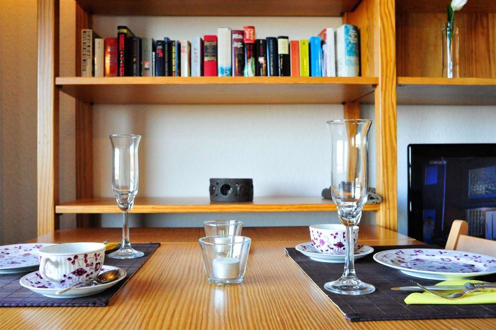 Essbereich - Haus Atlantic, Wohnung 260, Alter Badweg 11-15, St. Peter-Bad