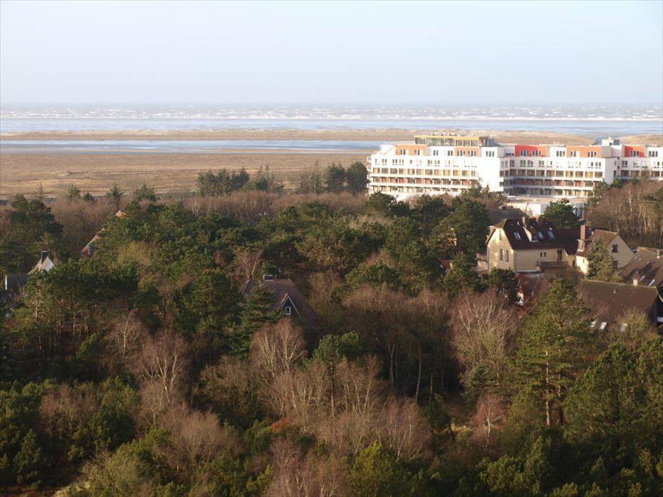 Ausblick, Ferienwohnung 124, St Peter Ording Bad, Haus Atlantic,  Alter Badweg 11-15