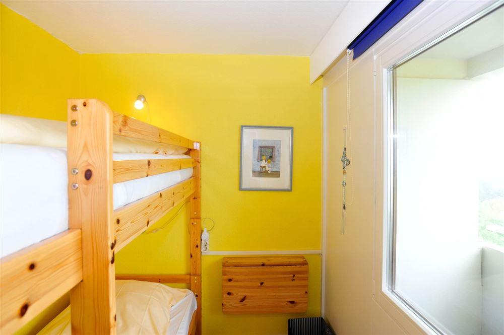 2. Schlafzimmer, Ferienwohnung 124, St Peter Ording Bad, Haus Atlantic,  Alter Badweg 11-15