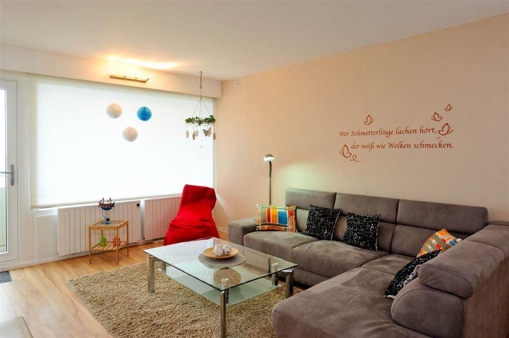 Wohnzimmer, Ferienwohnung 124, St Peter Ording Bad, Haus Atlantic,  Alter Badweg 11-15