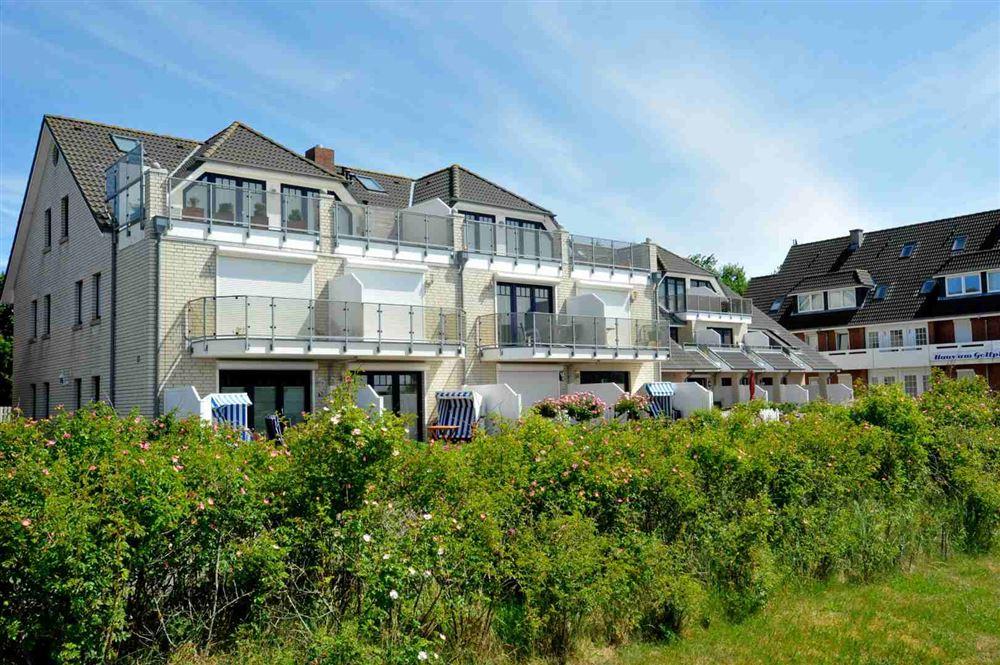 """Haus Zum Böhler Strand 10, Wohnung 11 """"Barghahn"""" (ID 365) - Aussenansicht"""
