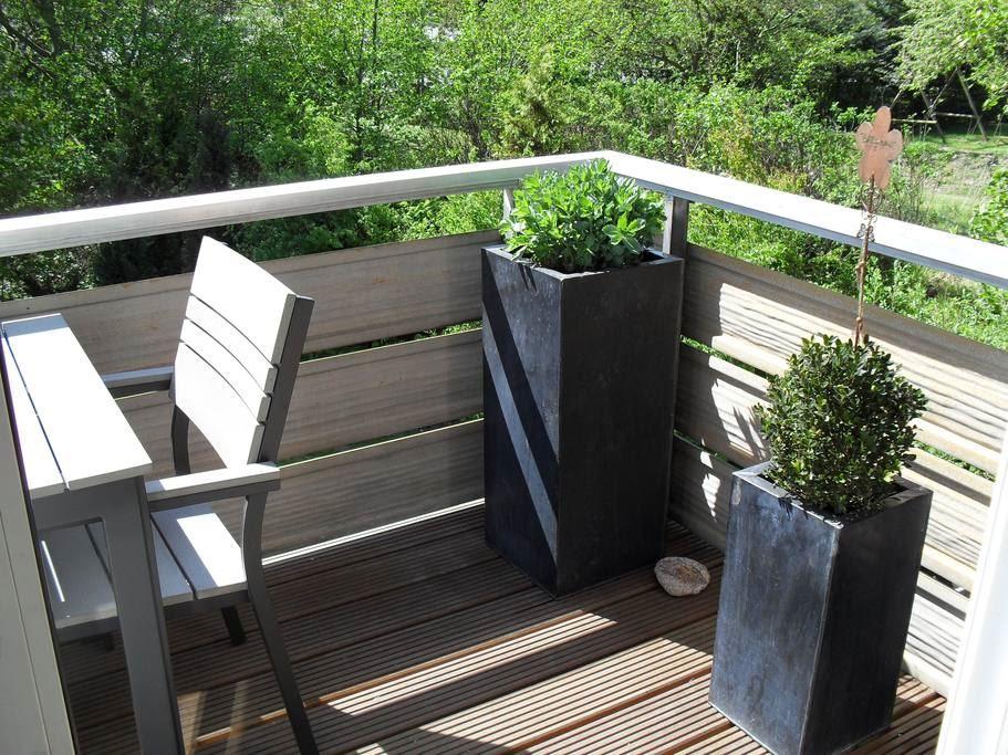 Balkon - St Peter Ording Dorf, Haus Wogemann, Wohnung 11