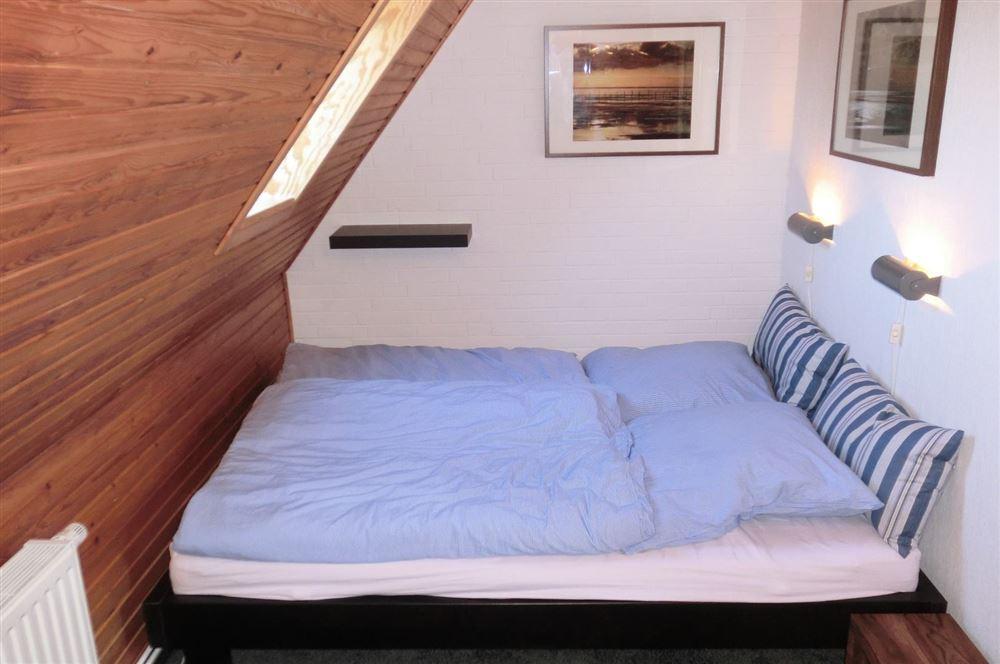 Schlafzimmer - St Peter Ording Boehl, Haus Heckenrose, Hausteil 8