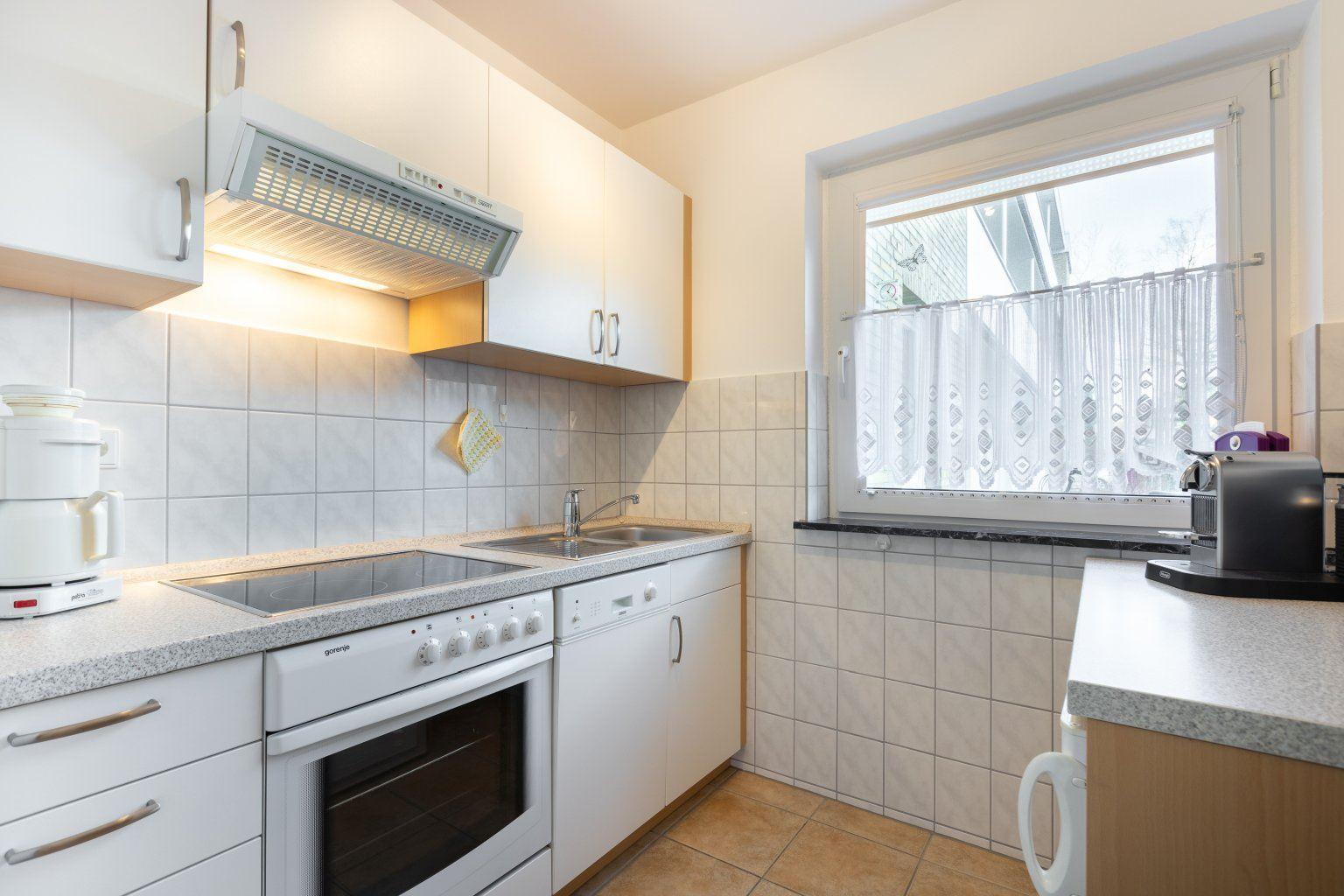 Separate Komfort-Küche