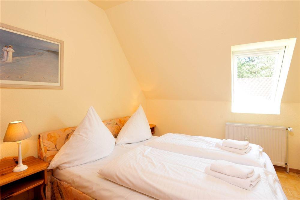 """2. Schlafzimmer - St Peter Ording Bad, Haus Alter Badweg 3, Wohnung """"Brigitte"""""""