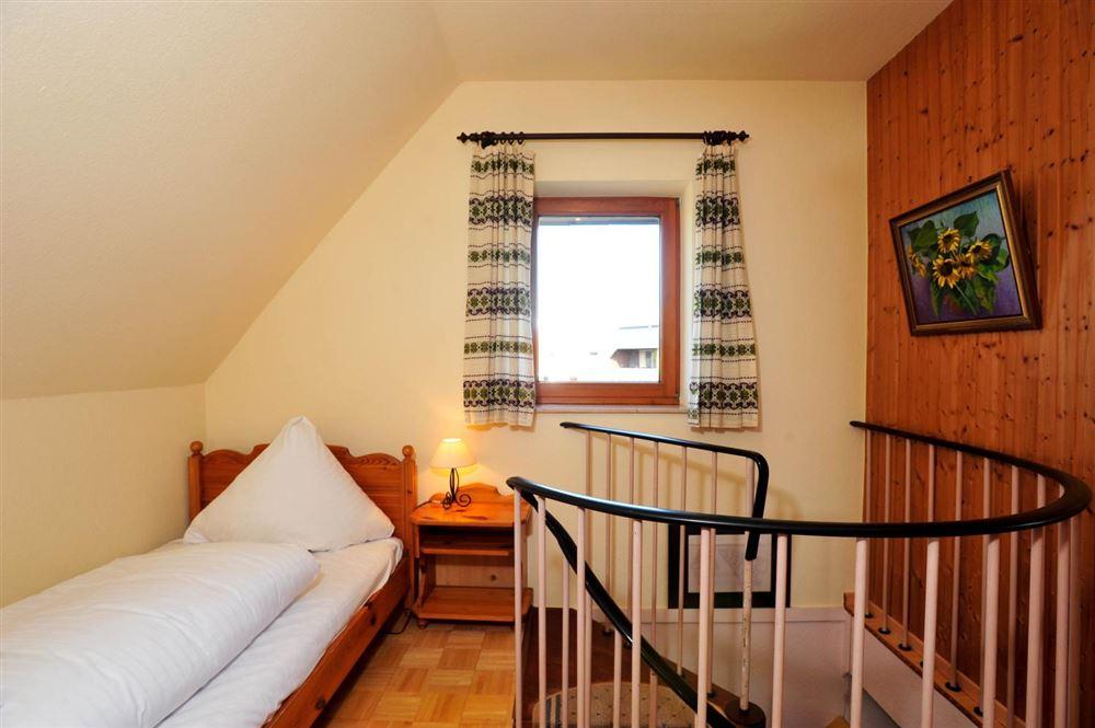 """1. Schlafzimmer - St Peter Ording Bad, Haus Alter Badweg 3, Wohnung """"Brigitte"""""""