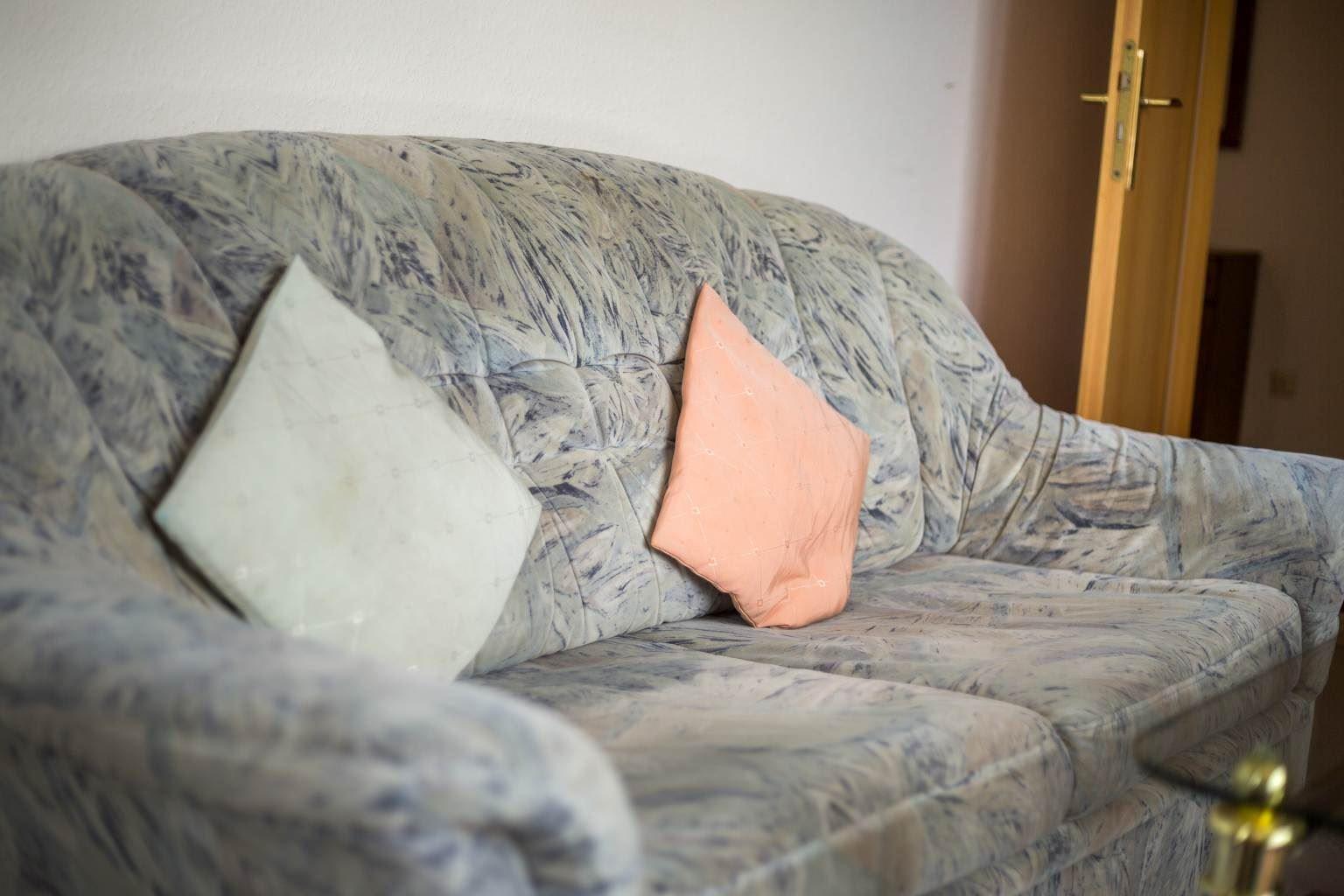 Wohnzimmerdetail
