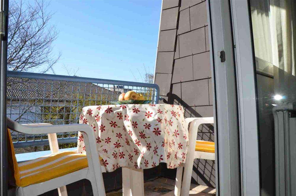 "Balkon - Haus ""Residenz im Bad"", Wohnung-24, Im Bad 22-24, St. Peter-Bad"