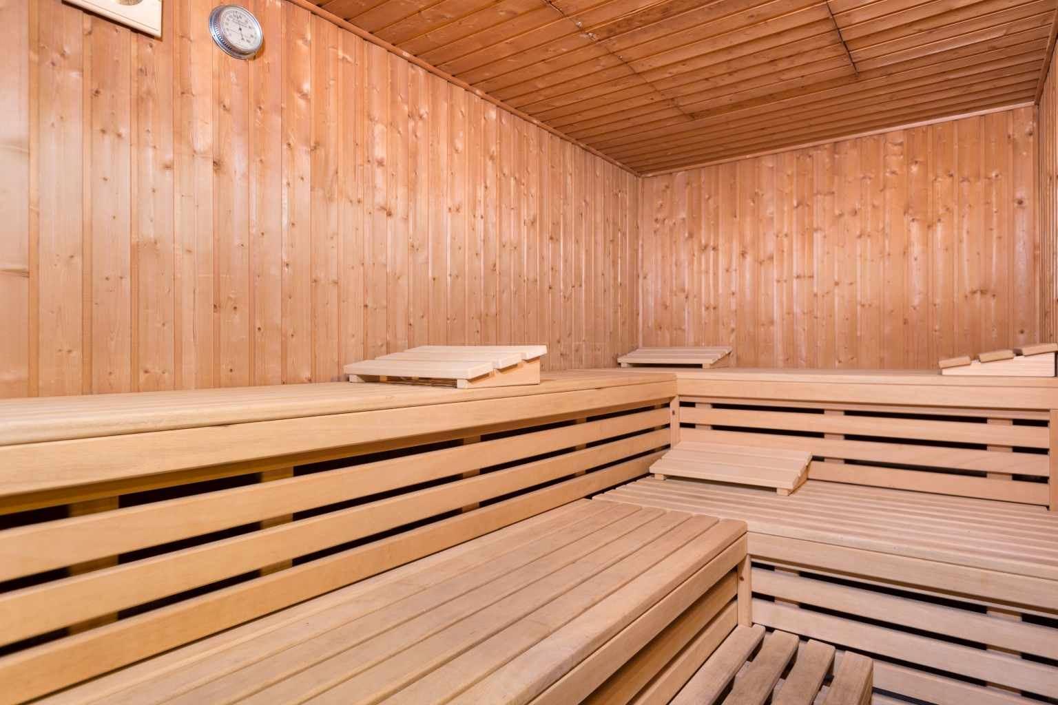 Sauna - St Peter Ording Bad, Haus Fritz Wischer Strasse 5, Wohnung 6