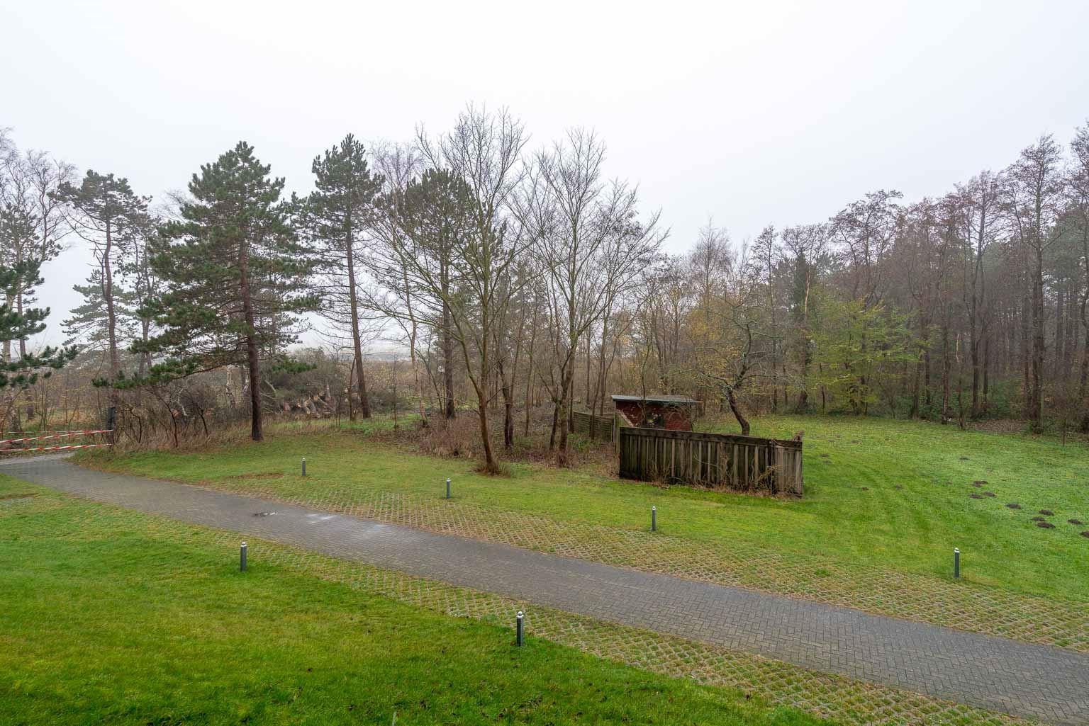 Ausblick vom Wohnzimmer - St Peter Ording Bad, Haus Fritz Wischer Strasse 5, Wohnung 6