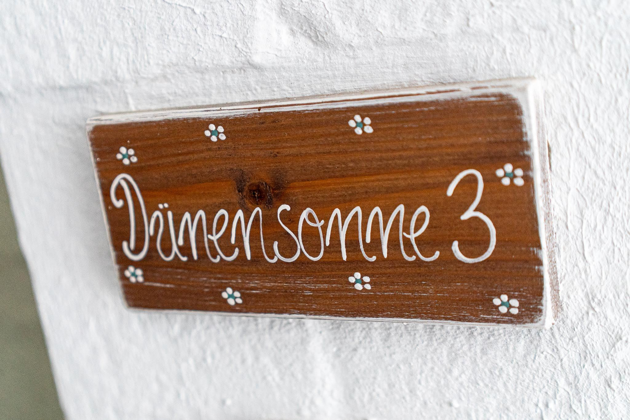 "Wohnung ""Dünensonne 3"""
