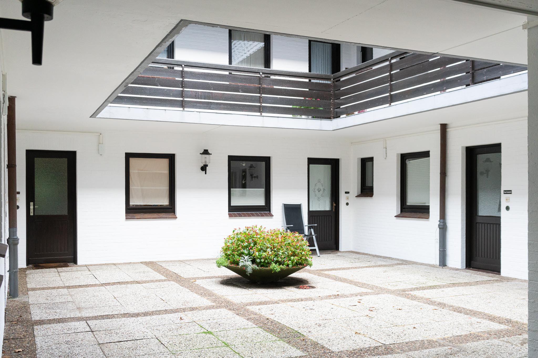 Atrium-Innenhof