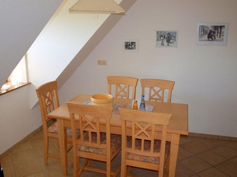 Essbereich - Haus Jan Mayen, Wohnung OG, Störweg 14-14a, St. Peter-Böhl