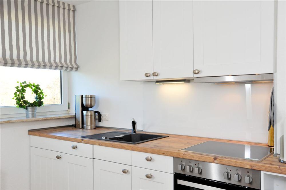 Küche Haus Austernfischer Wohnung 3 (ID 181) St. Peter-Bad, SPO