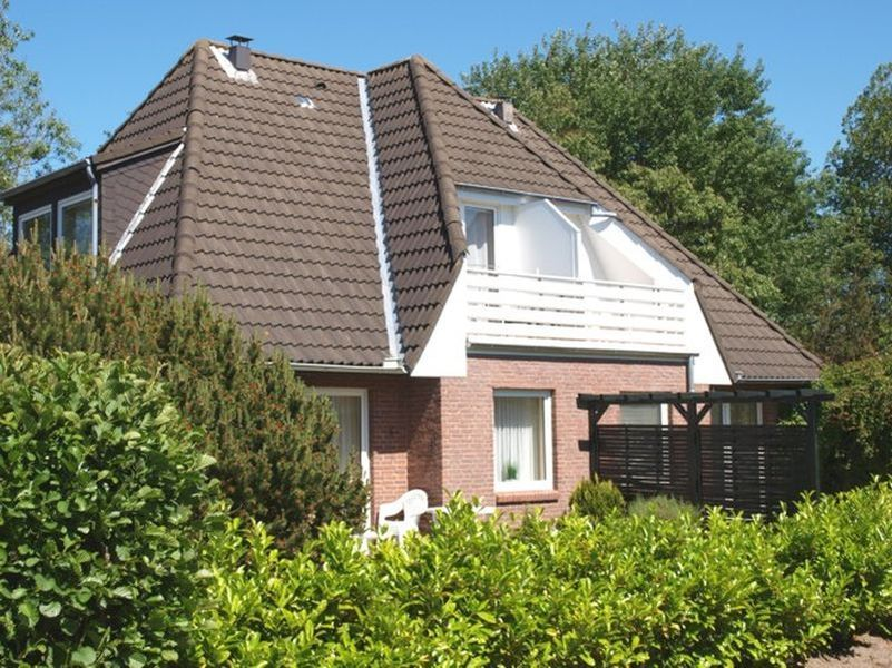 Aussenansicht Haus Austernfischer St. Peter-Bad, Ferienhaus Sankt Peter Ording