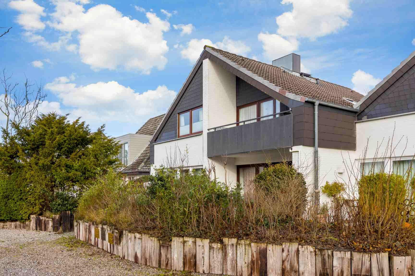 """Aussenansicht - St Peter Ording Dorf, Ferienhaus Groener Weg 9, Hausteil 3 """"Hartmann"""""""