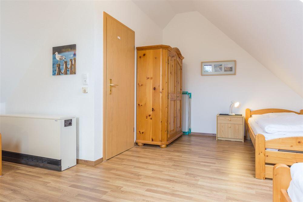 2. Schlafzimmer - Wohnung Schaumburg, Böhler Landstraße 147, St. Peter-Böhl