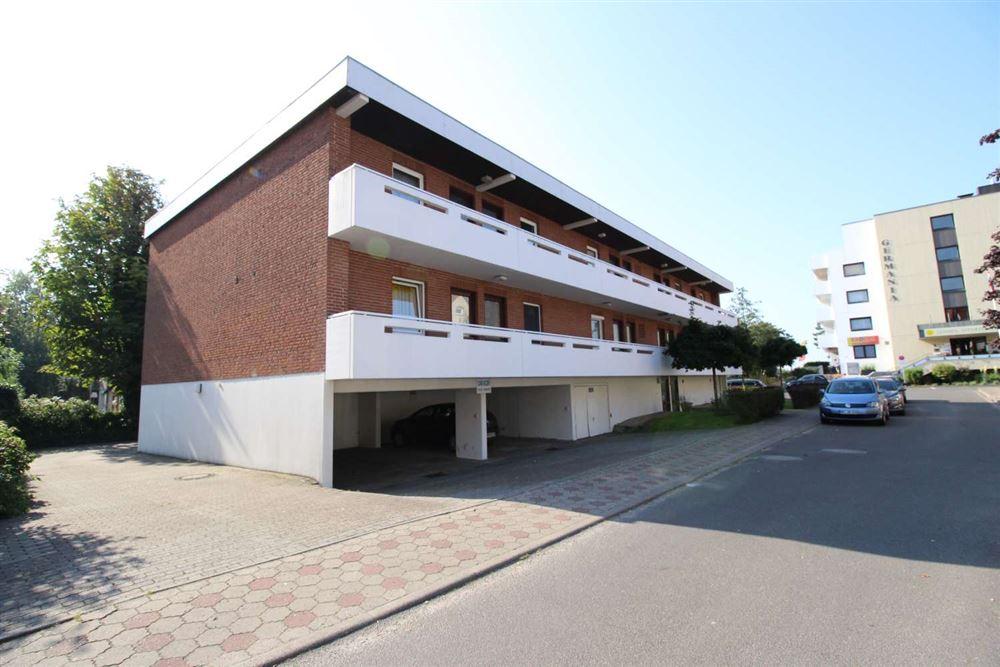 Aussenansicht - St Peter Ording Bad, Haus im Kurbad, Wohnung 7 Blanker Hans