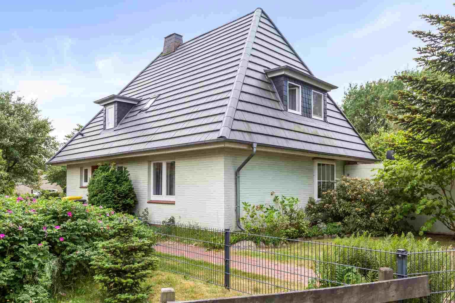 """Ferienhaus """"Das grüne Haus"""" - Aussenansicht"""