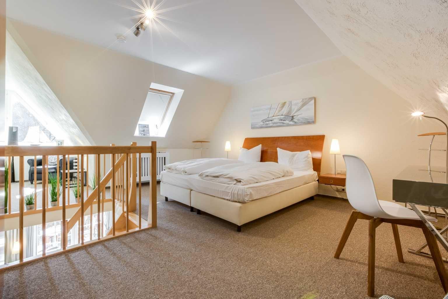 2. Schlafzimmer (Galerie)