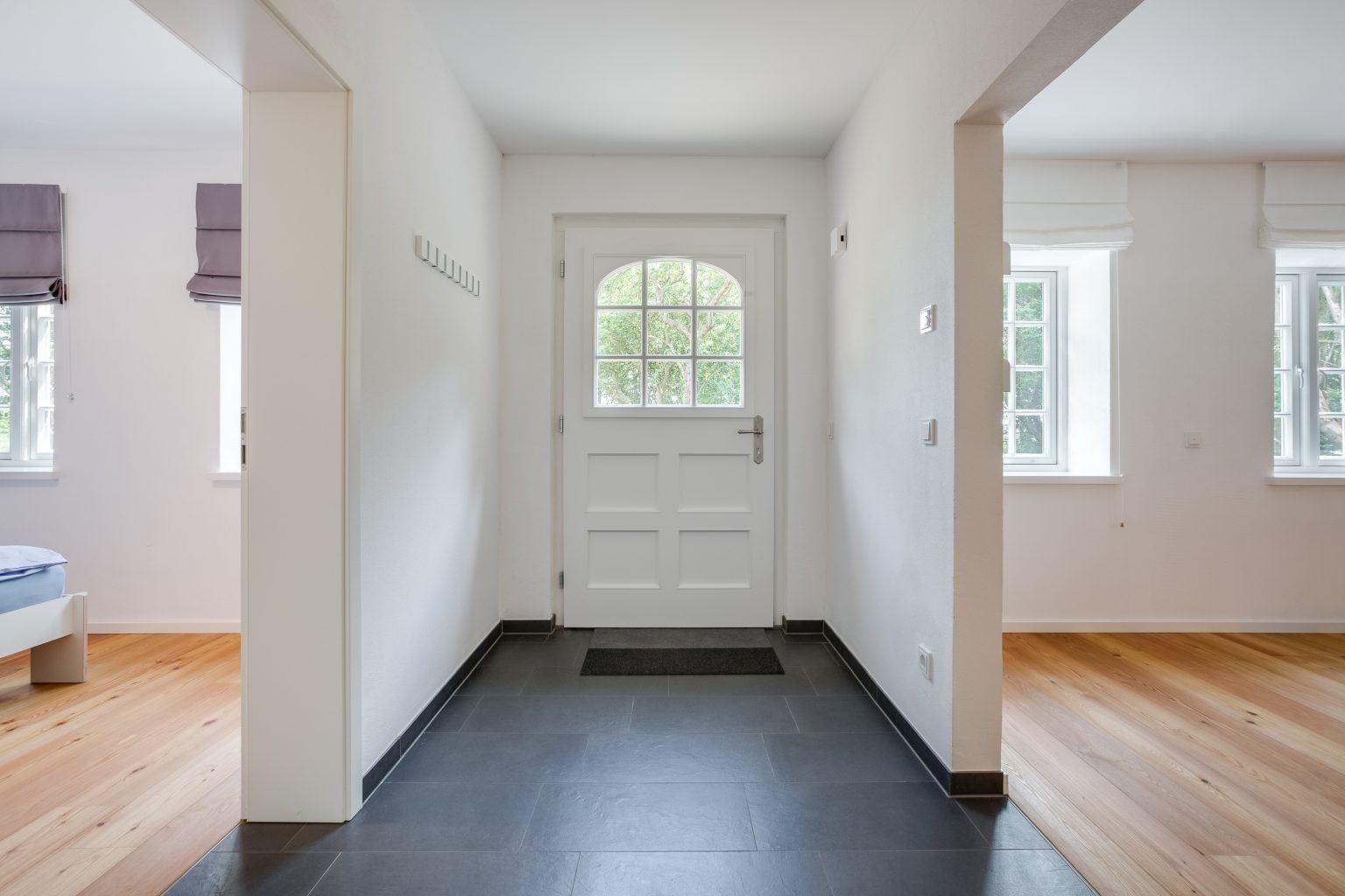 "Flur - St Peter Ording Umgebung, The Old Barn, Suite ""Lena"", Koogstraße 9, Tümlauer Koog"