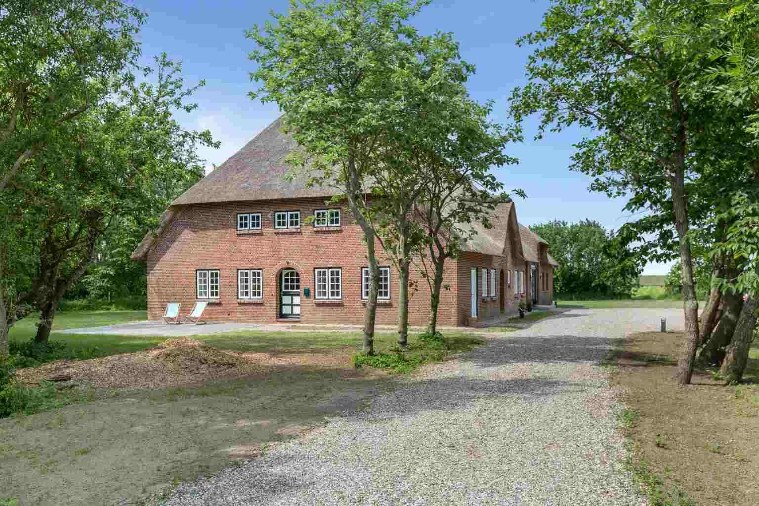 "Aussenansicht - St Peter Ording Umgebung, The Old Barn, Suite ""Lena"", Koogstraße 9, Tümlauer Koog"