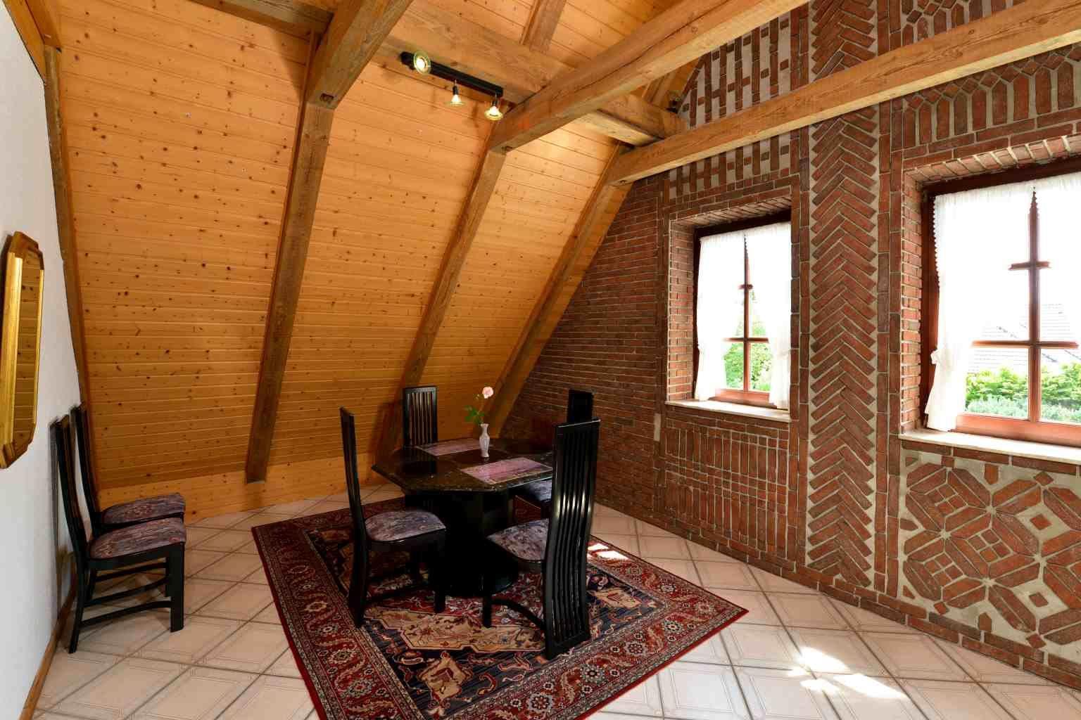 Ferienwohnung Haus Anna Wohnung OG, Tating, Region Halbinsel Eiderstedt - für bis zu 4 Personen.