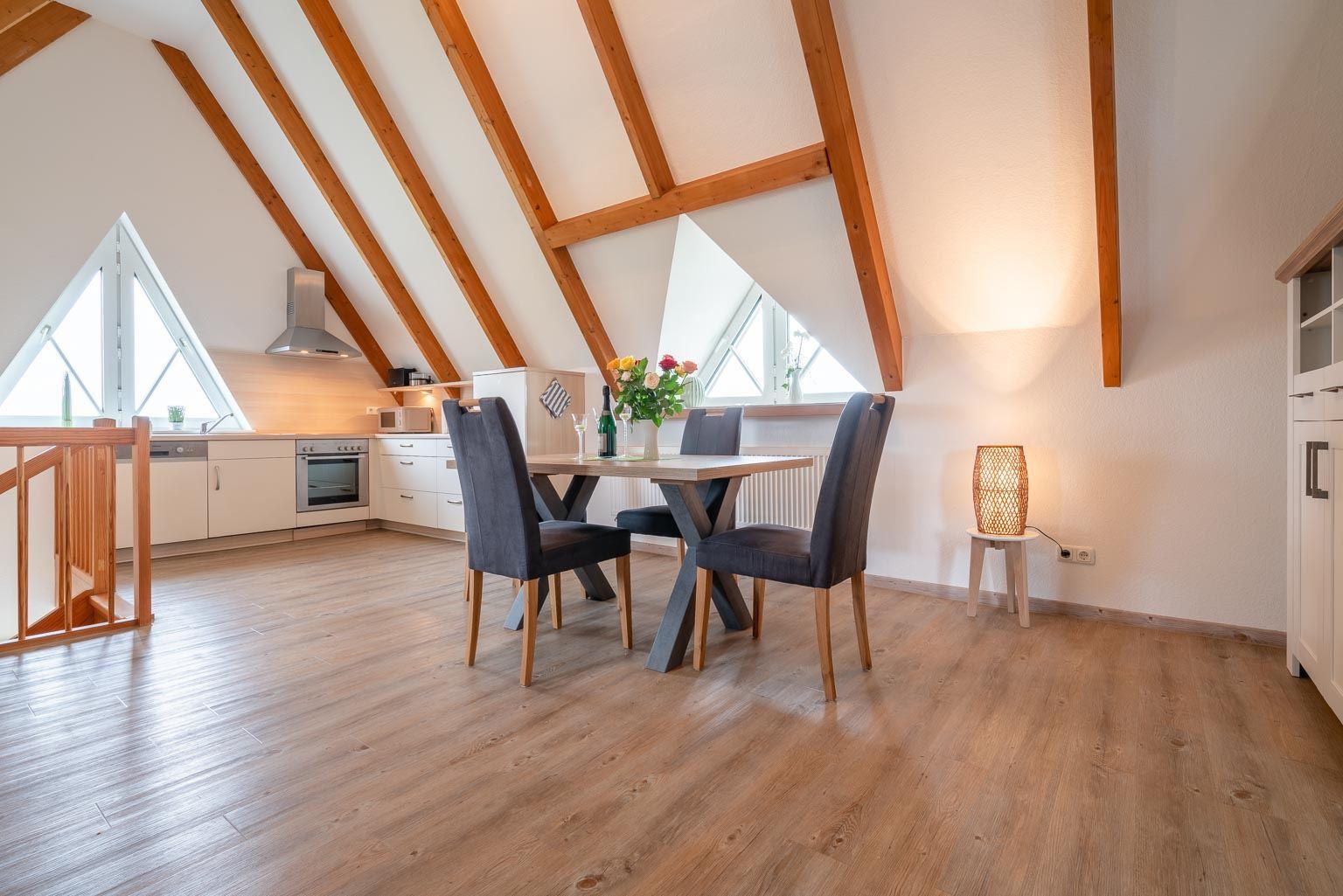 Haus Margarete -Wohnung OG - Wohnküche