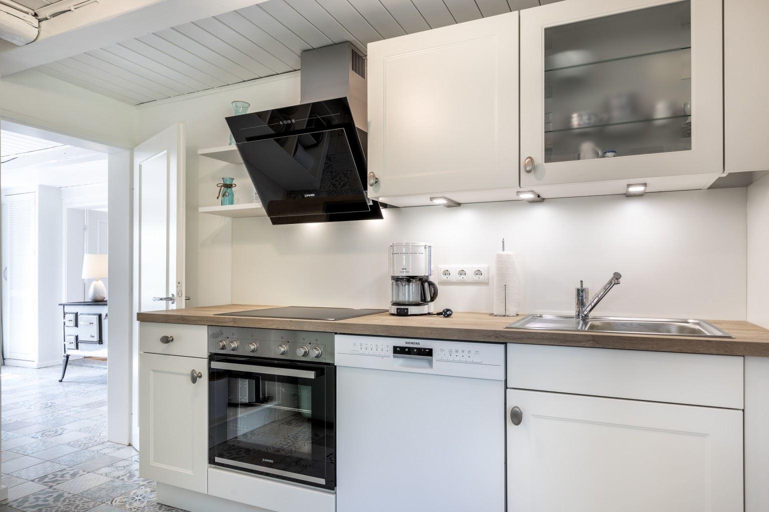 Separate Küche (Whg. 1, EG)