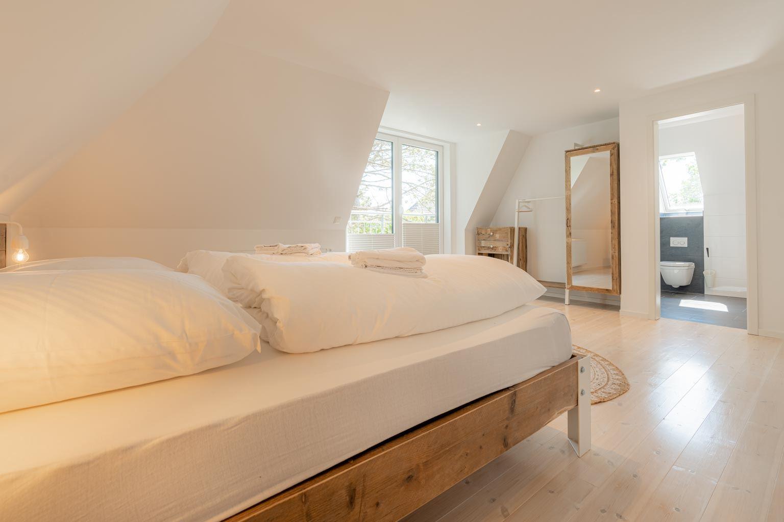 1. Schlafzimmer mit ensuite-Bad